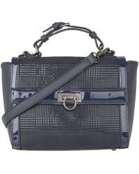 Lotus Hennie Womens Grab Bag - Blue