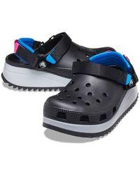 Crocs™ Classic Hiker Womens Sandals - Black