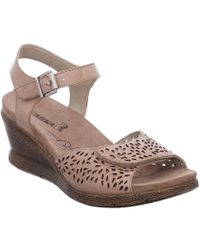 Romika - Nevis 05 Womens Wedge Heel Sandals - Lyst
