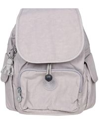 Kipling City Pack Mini Womens Backpack - Grey
