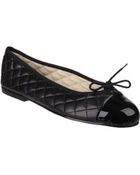 French Sole - Simple Womens Ballet Court Shoes - Lyst