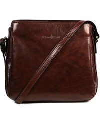 Charles Clinkard - Andria Womens Messenger Handbag - Lyst