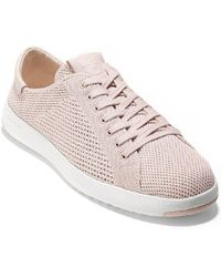 Cole Haan - Grandpro Tennis Stitchlite Womens Trainers - Lyst