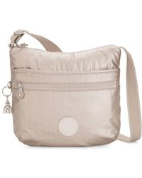 Kipling Arto Womens Messenger Bag - Multicolour