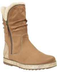 Lotus - Jadis Women Calf Length Boots - Lyst
