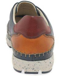 Pikolinos Fuencarral Mens Sneakers - Blue