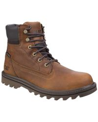 Caterpillar - Deplete Waterproof Mens Lace-up Boot - Lyst