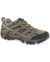 Merrell Moab Vent 2 Mens Casual Sports Shoes - Grey