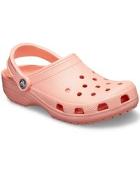 Crocs™ And Classic Clog | Comfortable Slip On Casual Water Shoe - Pink