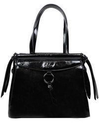 Gabor Francesca Womens Grab Bag - Black