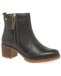 Pikolinos Llanes Womens Ankle Boots - Multicolour