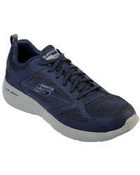 Skechers Dynamight 2.0 Mens Trainers - Blue