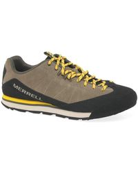 Merrell Catalyst Suede Mens Sports Sneakers - Multicolour