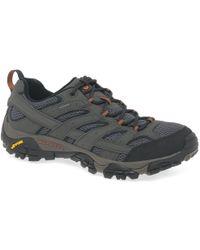 Merrell Moab 2 Waterproof Hiking Shoe - Grey