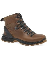 Ecco Exo Hike M Mens Boots - Brown