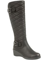 Lotus - Plume Womens Long Boots - Lyst