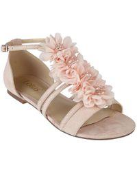 Lotus - Elise Womens Casual Flat Sandals - Lyst