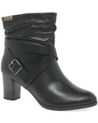 Pikolinos | Viena Womens Ankle Boots | Lyst