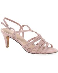 Marco Tozzi Lockton Ii Womens Sandals - Pink