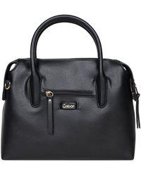 Gabor Lucia Womens Grab Bag - Black