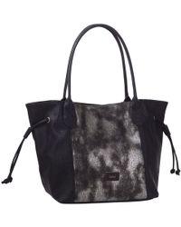 Charles Clinkard - Granada Glam Womens Shoulder Bag - Lyst