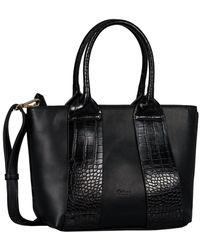 Gabor Runa Womens Grab Bag - Black