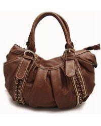 Lotus Harlow Ladies' Handbag 1243 - Brown