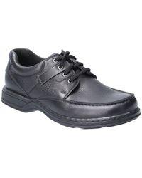 Hush Puppies Randall Ii Mens Lace Up Shoes - Black