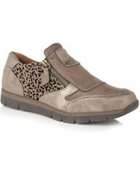 Lotus - Ruto Womens Casual Trainer Shoes - Lyst