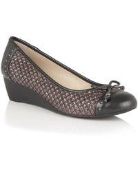 Lotus - Chenatta Womens Casual Slip On Shoes - Lyst