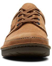 Clarks Nature Ii Shoe - Brown