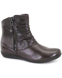 Josef Seibel - Faye 05 Ruche Womens Casual Boots - Lyst