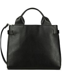 Clarks The Ella Large Womens Grab Bag - Black