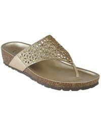 Lotus - Forsetti Womens Toe Post Sandals - Lyst