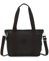 Kipling Asseni S Womens Shoulder Bag - Black