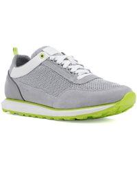 Geox U Volto C Mens Sneakers - Grey