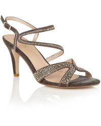 Lotus - Hibiscus Womens Dress Sandals - Lyst