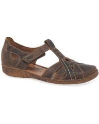 Josef Seibel Rosalie 29 Womens Closed Toe Sandals - Multicolour