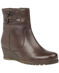 Lotus - Bopty Womens Casual Ankle Boots - Lyst