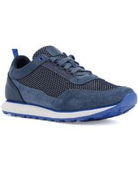 Geox U Volto C Mens Sneakers - Blue