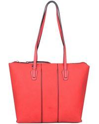 Gabor Anni Womens Shoulder Bag - Red