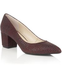 Lotus - Alaura Womens Court Shoes - Lyst