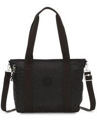 Kipling Asseni S Womens Shoulder Bag - Black