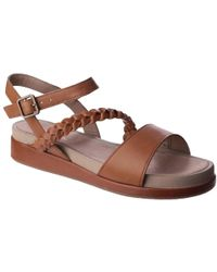 Womens Giovanna Chrysta Ankle Strap Sandals Hush Puppies