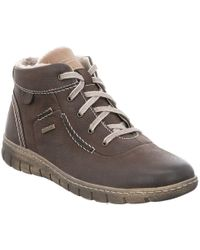 Josef Seibel Steffi 53 Womens Casual Lace Up Ankle Boots - Multicolour