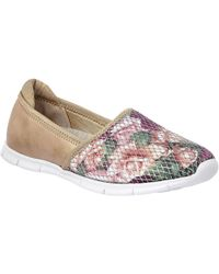 Lotus - Valli Womens Casual Slip On Shoes - Lyst