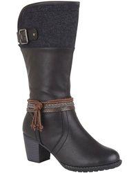 Lotus - Jamilla Womens Long Boots - Lyst