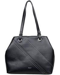 Gabor Nette Womens Shoulder Bag - Black
