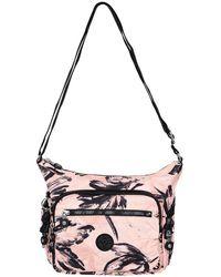 Kipling Gabbie S Womens Shoulder Bag - Multicolour