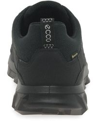 Ecco Mx M Gtx Mens Sneakers - Black